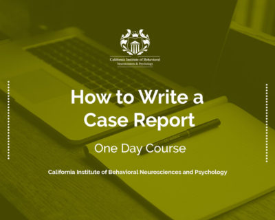 How to Write a Case Report One Day Course
