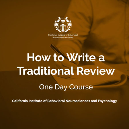 How to Write a Traditional Review One Day Course