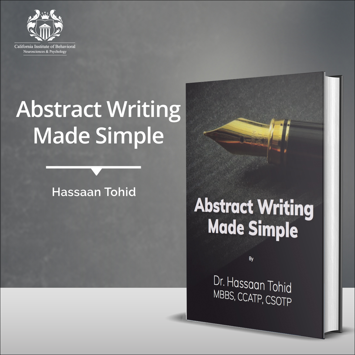 Abstract Writing Made Simple Dr  Hassaan Tohid (PDF)